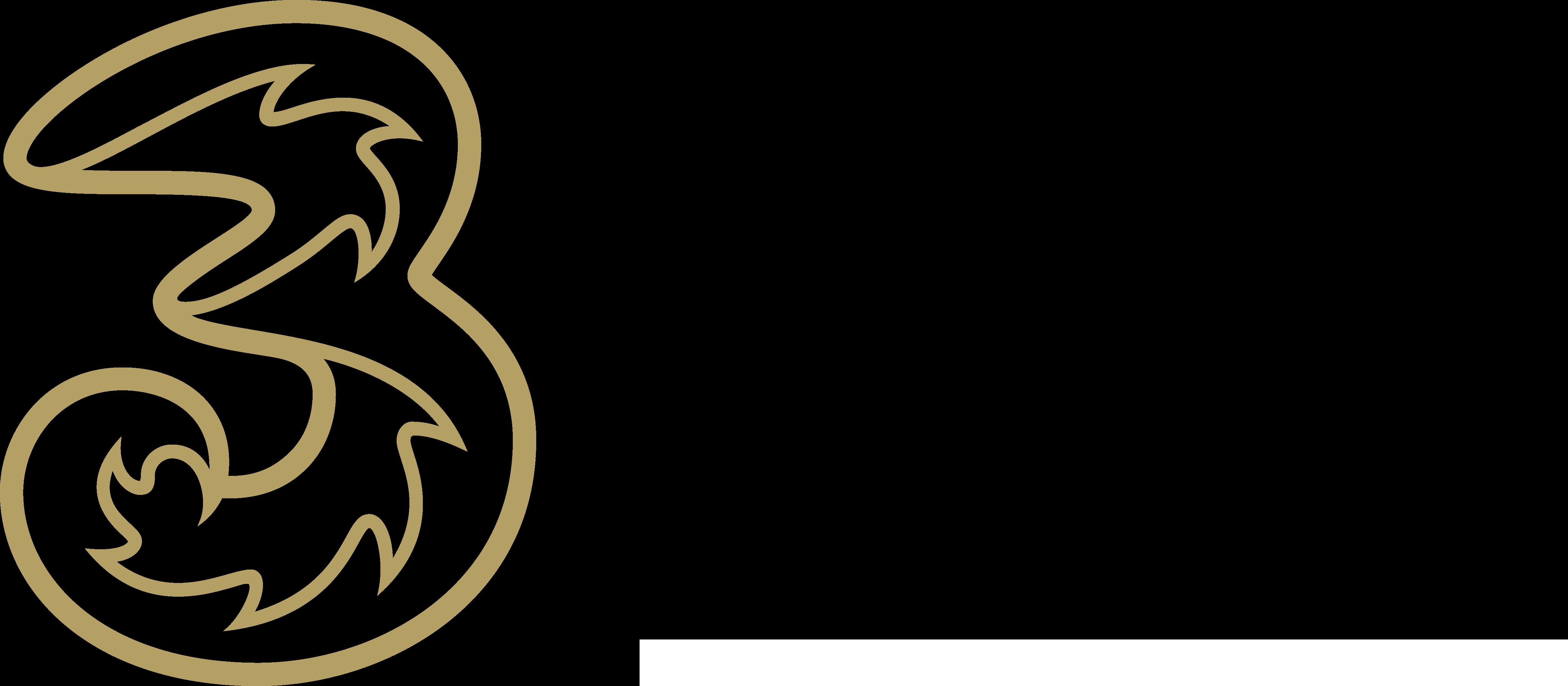3 Business logo